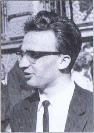 Der junge Radiotechniker Peter Kienesberger aus Gmunden stieß spontan zum Freiheitskampf, als er von den Folterungen an Südtirolern erfuhr.