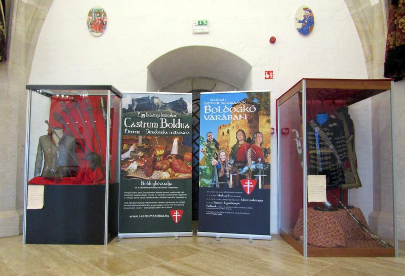 Die Burg von Boldogkő (Foto: alfahir.hu)
