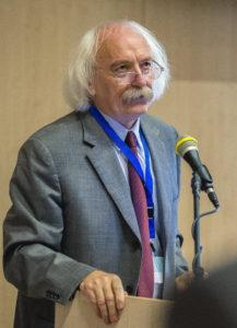 Professor Pál Fodor (Foto: Thomas Soki / MTI)