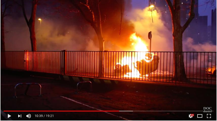 """Frankreich brennt  – Deutschlands """"Lückenpresse"""" ignoriert par excellence"""