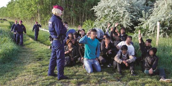 Ungarn soll EU-Standards für Flüchtlinge garantieren