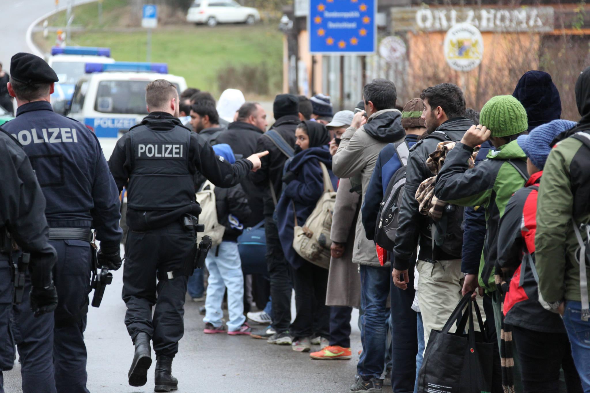 """Dreister Syrer fordert Wahlrecht für """"Flüchtlinge"""""""