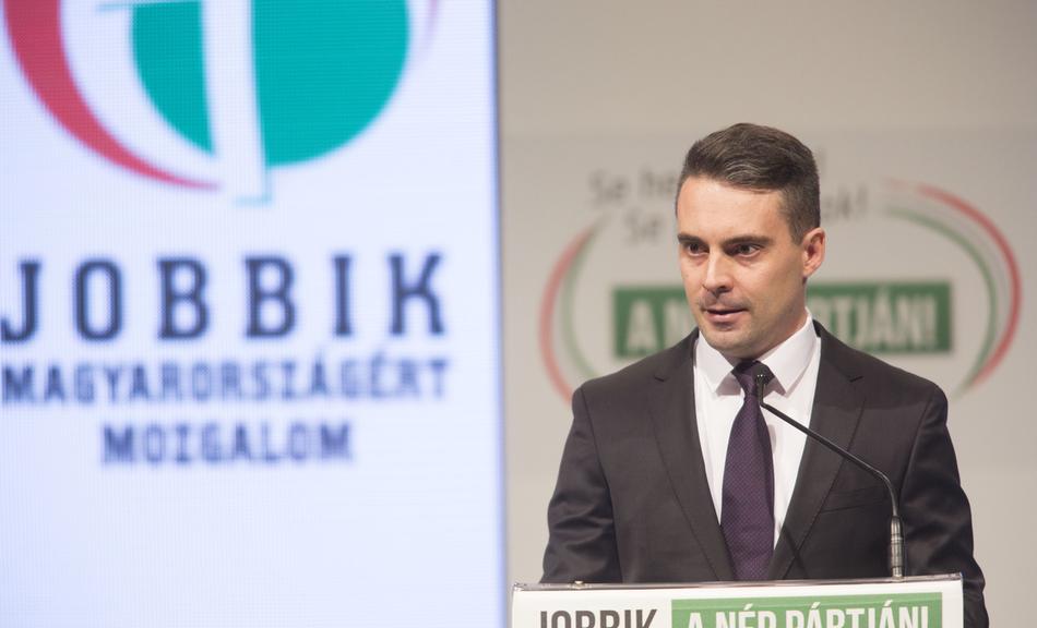 """Gábor Vona (Jobbik): """"Leute! Orbán wird die Migranten nun doch hereinlassen!"""""""