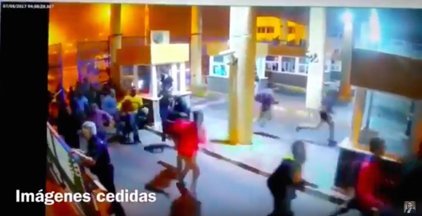 VIDEO: Afrikaner stürmen spanischen Grenzposten