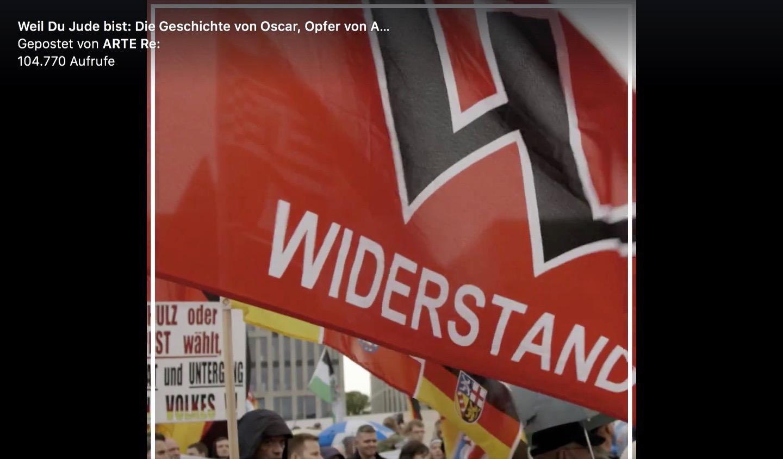 Antisemitismus: Die Täter sind Araber, die Deutschen werden beschuldigt