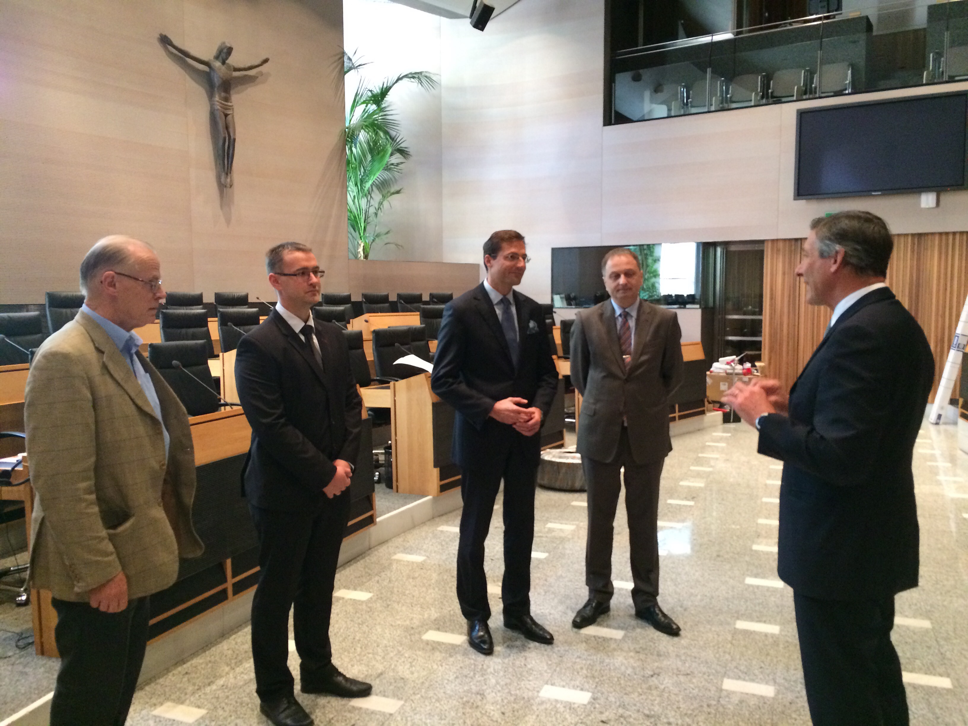 Jobbik auf Studienreise in Südtirol