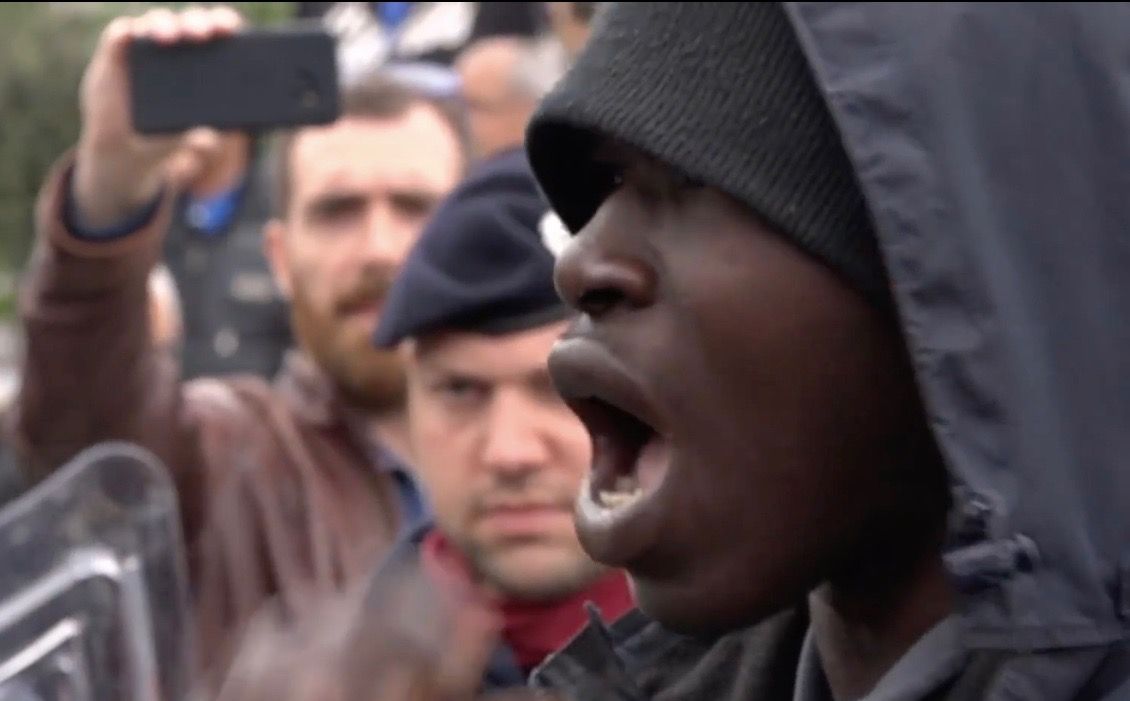 """""""Frankreich gehört jetzt uns!"""" – Illegale Afrikaner besetzen Pariser Flughafen"""