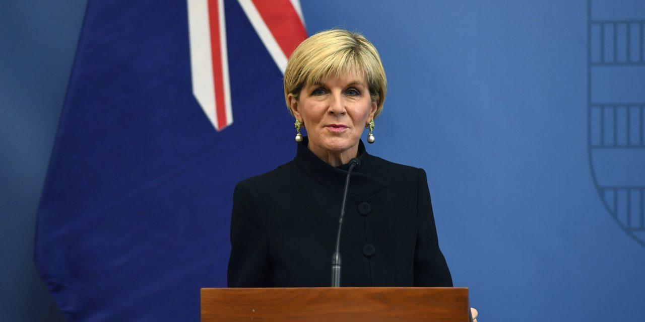 Australische Außenministerin in Ungarn: Selbstbestimmung bei Einwanderung