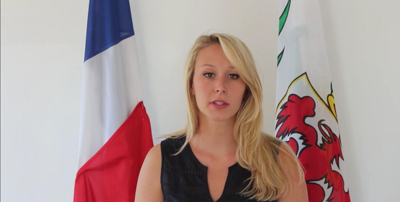 """Marion Maréchal Le Pen: """"Wenn wir den Islamismus nicht töten, wird er uns töten"""""""