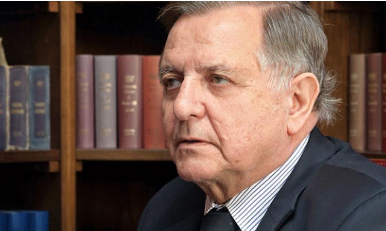 Dr. Norbert van Handel: Brandstetter soll sich suspendieren lassen
