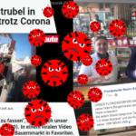 Wien: Migranten und Bürgermeister pfeifen auf Sicherheitsabstand