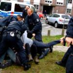 Afrikaner spuckt zwei Polizeibeamten ins Gesicht – gleich wieder frei
