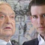 Welche Verbindungen bestehen zwischen Sebastian Kurz und den Soros-Netzwerken?