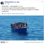 Menschenschmuggler feiern: 500 neue Migranten nach Lampedusa gebracht