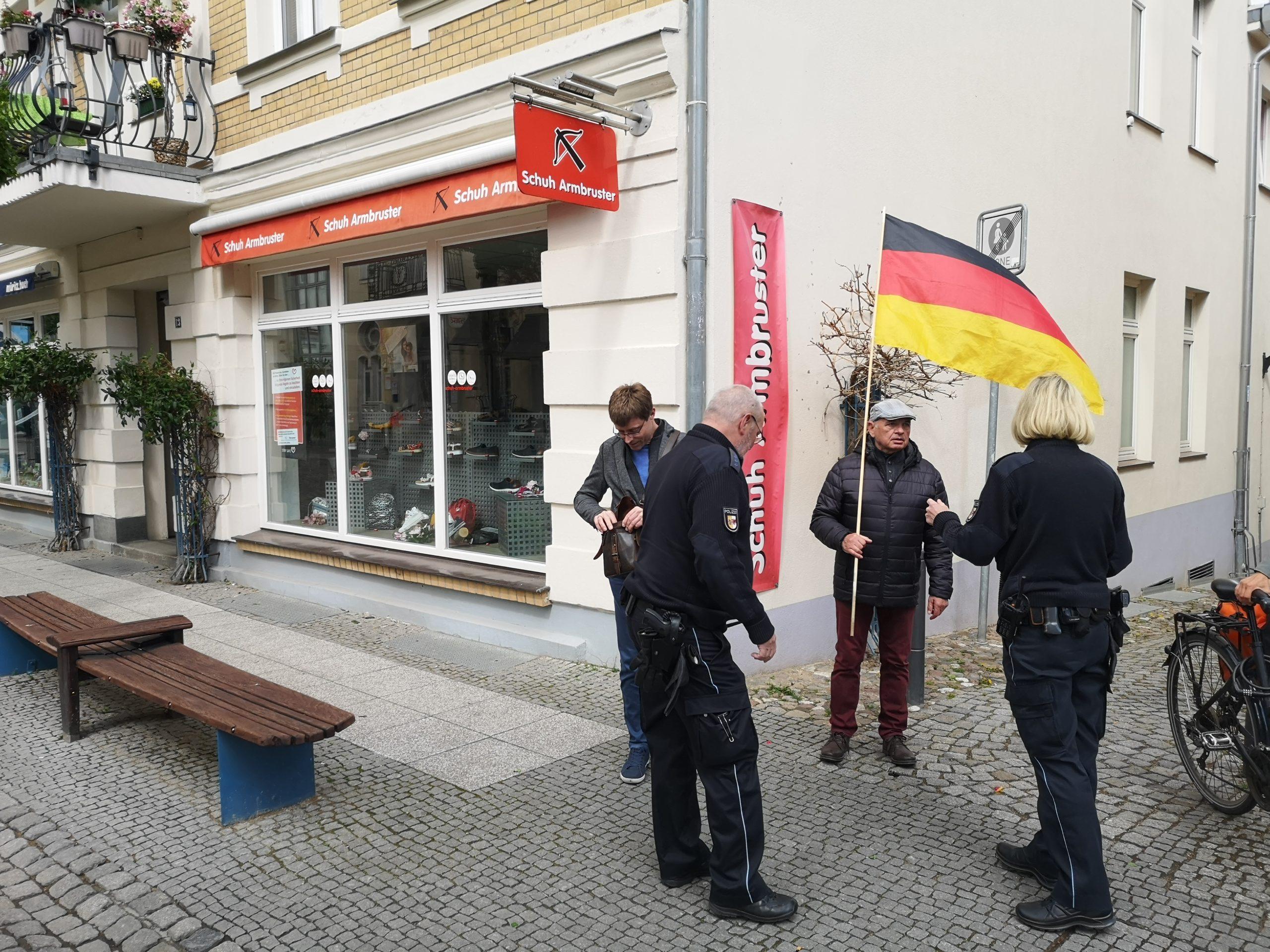 Polizei Berlin Skandal