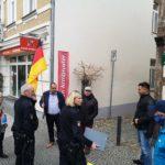Betroffener spricht Klartext: Deutschland-Fahnen-Verbot bei Demo zielte auf AfD ab