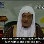 Saudischer Offizieller: Sex mit 9‑jährigen Mädchen ist erlaubt