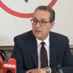Strache wieder zurück: Ex-FPÖ-Chef bei Wiener Wahl mit eigener Liste