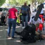 Wie befürchtet: Antifa-Schläger jetzt gegen Corona-Demonstranten