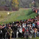 Friaul: tausende Moslems marschieren Richtung Italien