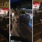 """Saat der """"Guten"""" geht auf: Linksfaschisten-Mob randaliert """"antirassistisch"""" in Berlin"""