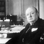 Churchill und die Brandfackeln des Krieges