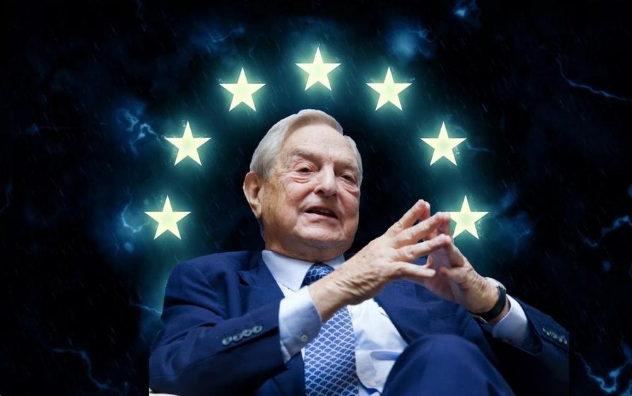 EU tanzt nach der Pfeife von Soros beim Verschleiern von Spendengeldern