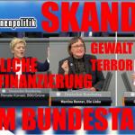 Der Beweis: Antifa wird mit Steuergeld finanziert – Komplizen im Bundestag