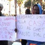"""Illegale Migranten: """"Wir wollen ein Haus umsonst"""""""