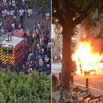 Französische Polizei revoltiert: wegen Rassismusvorwürfen fehlen Mittel gegen Straßenrevolten