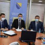 Bosnien erwartet von der EU Hilfe bei der Organisation der Rücksendung von Migranten in ihre Herkunftsländer