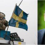 """Schweden: """"humanistischer Akademiker"""" möchte Kreuz aus der Landesflagge entfernen"""