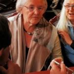 SPD kann Treffen ihrer Ex-Bundestagsabgeordnete Angelika Barbe mit AfD nicht fassen und geht auf Gastwirte los