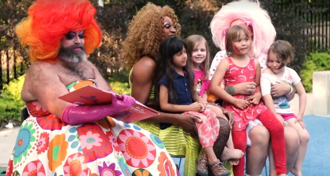 W przyszłości nauczyciele powinni mieć możliwość seksualizacji dzieci, cieszy się społeczność LGBTQ