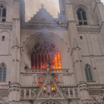Frankreich: Nächste Kathedrale brennt – für Ermittler klar Brandstiftung