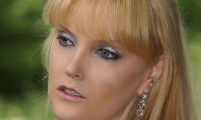 Po zawiadomieniu w Hadze: Aktorka Silvana Heißenberg ponownie uderza w Merkel