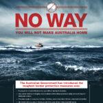 Australien geht hart gegen illegale Migranten vor
