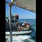 """Sizilien: Küstenwache macht vergeblich Jagd auf tunesisches """"Migranten""""-Boot"""