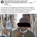 Frankreich: Polizei nennt Vornamen der Busfahrer-Killer von Bayonne