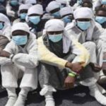 Lampedusa: viele illegale Migranten sind Covid-infiziert