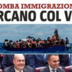 Italien: täglich kommen weitere Covid-infizierte Migranten