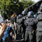 """Polizei: Bei Migranten und Linken Hosen voll - gegen """"Masken-Verweigerer"""" und """"Corona-Demonstranten"""" stark"""