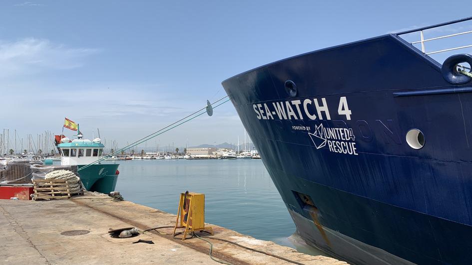 """Konteradmiral De Felice: Deutschland soll das neue Sklavenschiff """"Sea Watch 4"""" stoppen!"""