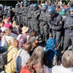 """Wie in Diktatur: Corona-Demo in Berlin verboten – AfD """"entsetzt"""" – Infektionsschutz als Vorwand"""