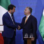 Salvini: Ungarn ist in der Familienpolitik erfolgreicher als Italien