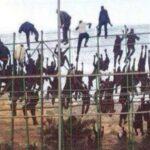 Spanien errichtet die höchste Mauer der Welt, um illegale Migranten abzuwehren