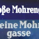 "Wien: ""Mohrengasse"" soll ""Antirassismus-Gasse"" oder ""Di-Tutu-Bukasa-Gasse"" werden"