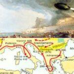 """Das Imperium Romanum wurde von """"Migranten"""" zerstört - eine italienische Betrachtung"""