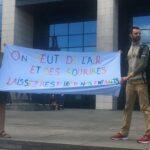 Brüssel: Demo gegen Corona-Diktatur von der Polizei aufgelöst