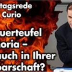 Dr. Curio (AfD) zu Moria: Deutschland darf sich nicht erpressen lassen!